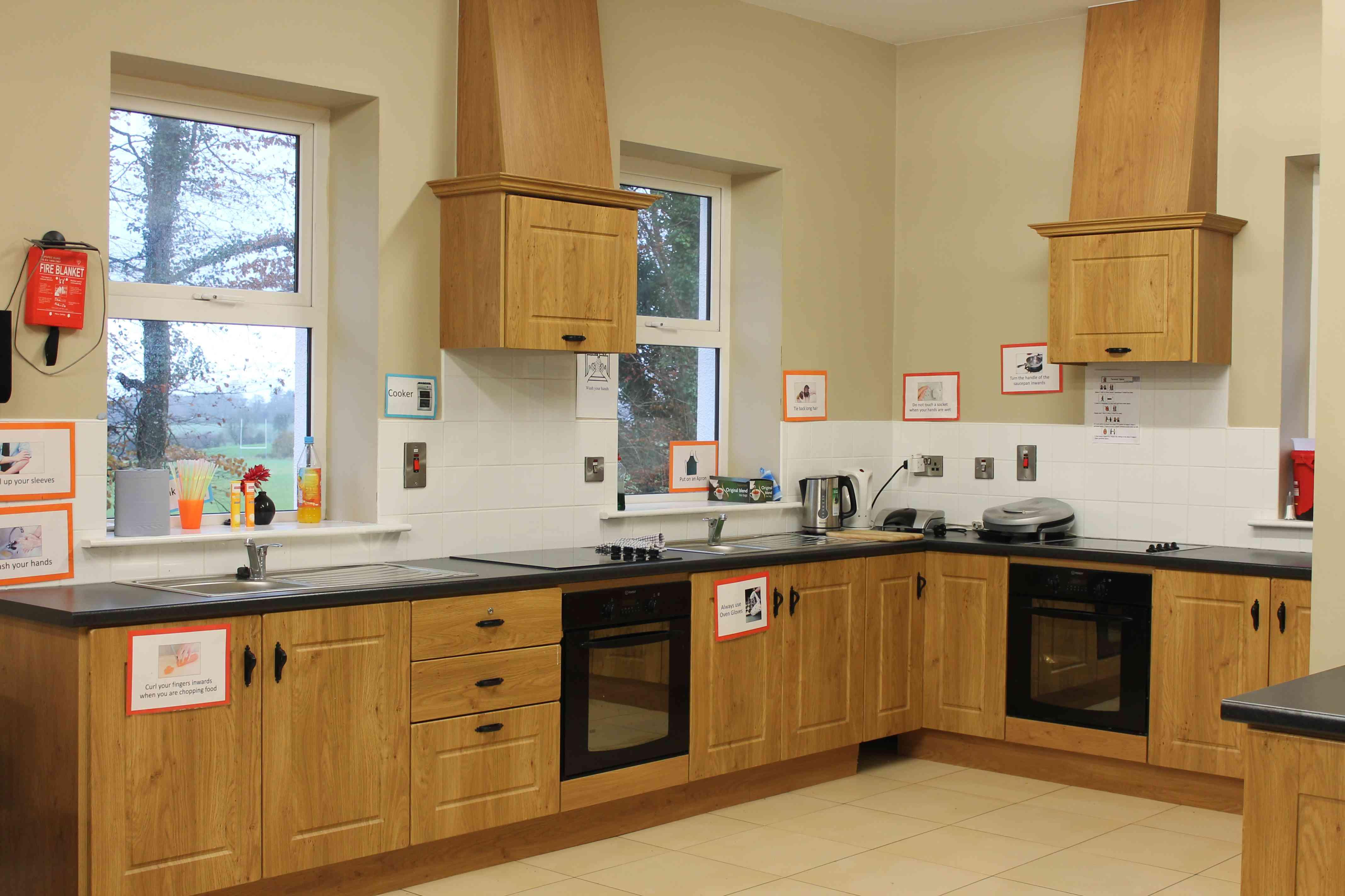 Kitchen compressed